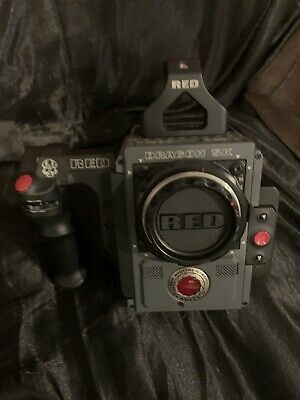 Red Scarlet W Brain With EF Mount Only