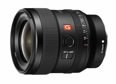 Sony FE 24mm f/1.4 GM Camera Lens - Black (SEL24F14GM)