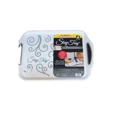 Magic Stay Tray- As Seen On Tv- The Stockists-Free P&H Aust