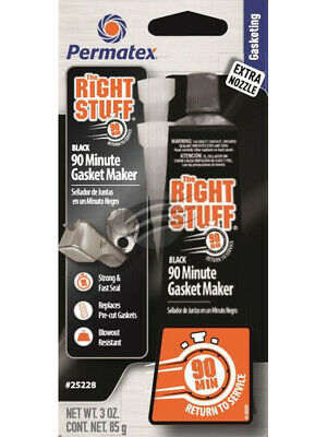 Permatex The Right Stuff 90 Minute Gasket Maker Carded 85G Px25228 (25228)