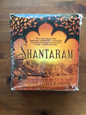 Shantaram By Gregory David Roberts. Audio CD - Unabridged