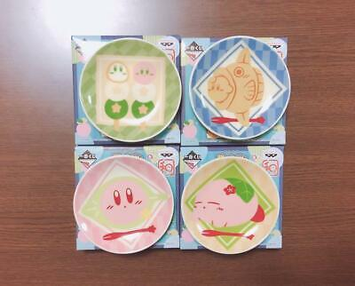 Ichiban-Kuji Kirby Of The Stars small plates