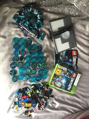 LEGO Dimensions -- Microsoft Xbox 360, 2015 - Lots Of Characters/ Vehicles