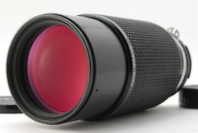 """ Near Mint "" Nikon Ai-s 80-200mm F/4 Ais MF Zoom Nikkor Lens From JAPAN #147"