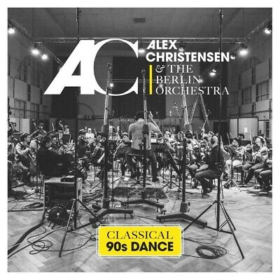 Alex Christensen & The Berlin Orchestra - Classical 90S Dance CD NEU & OVP