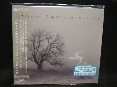 STONE TEMPLE PILOTS Perdida + 3 JAPAN CD Dry Cell Delta Deep Hollywood Vampires