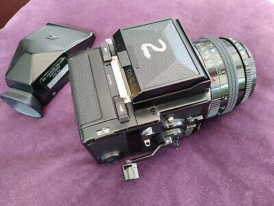 Bronica ETR-Si Medium Format SLR Film Camera Body Only