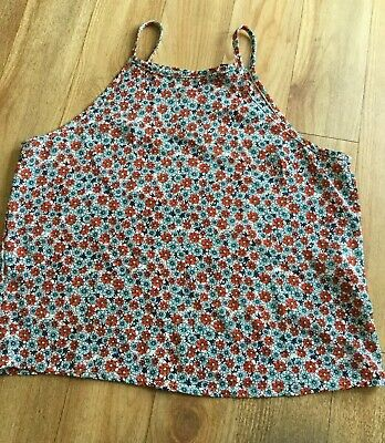 BNWT Girls New Look 915 Generation Floral Top Blouse Age 14 yrs 164cm Ditsy