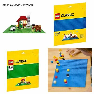 Lego Classic Base Plate Large Construction Site Building Displaying Lego Crafts