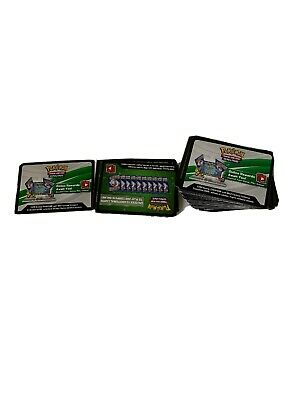 Pokemon TCG Online Booster Pack Codes, X86 Random Sets Fast Ship Or Message