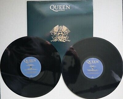 Queen Vinyl, Greatest Hits/Hits II, Jazz, Live Magic, The Game, The Works