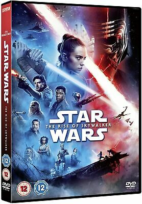Star Wars: The Rise of Skywalker [DVD]