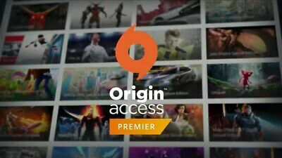 ORIGIN ACCESS PREMIER lifetime con battlefiled 5 e fifa 20...