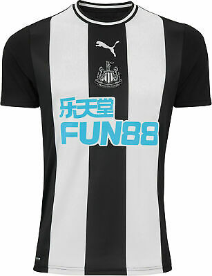 Newcastle United Home Shirt 2019/20 Brand New With Tags Blue Shirt Size S-2Xl