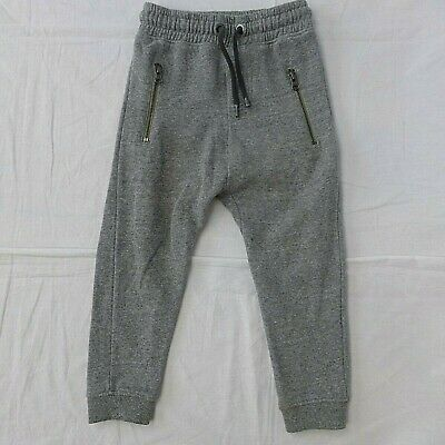 Boys NEXT grey joggers jogging bottoms age 5 years
