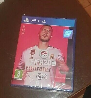 FIFA 20 (PS4) Game | BRAND NEW SEALED |