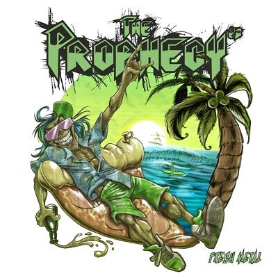THE PROPHECY 23 - Fresh Metal (Digipak) CD NEU & OVP (Das neue Album 2020)
