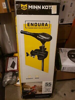 Minn Kota C2-55 Endura Motor 36In Shaft 55Lb Thrust 1352255