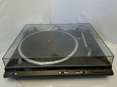 Technics SL-DD33 Direct Drive Fully Automatic Turntable Record Player