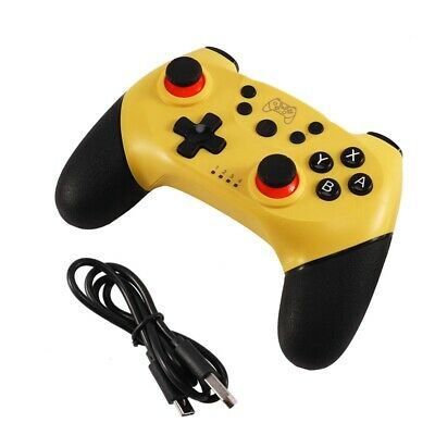Wireless Bluetooth Gamepad Game Joystick Controller for Nintendo Switch Pro N2A3