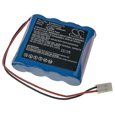 Battery 6800mAh for ATMOS Emergency Suction, 637145600125