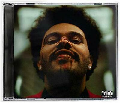 The Weeknd - After Hours [CD] Sent Sameday*