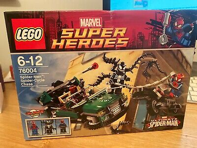 Lego Marvel Super Heroes Ultimate Spiderman Set 76004