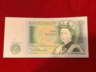 £1 One Pound Note Newton 1978-1983 BANK OF ENGLAND UNC Condition