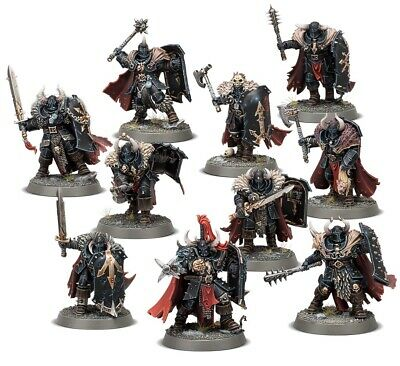 x10 CHAOS WARRIORS AoS Slaves to Darkness Warhammer Hordes of Chaos Khorne