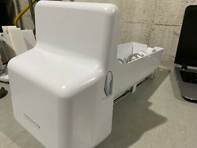 GE WR29X10097 Refrigerator Ice Container Assembly
