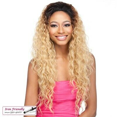 It's a Wig Synthetic Lace Front Wig LACE CARLES