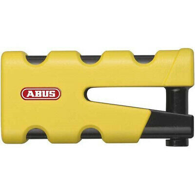 #c Abus Granit Sledg 77 Grip Yellow Disc Lock 13 / 45mm