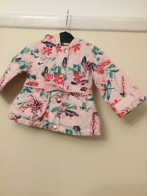 BNWT Ted Baker Baby Girl Jacket 3-6 Months