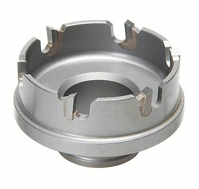 Greenlee 645-1-1/8 Quick Change Stainless Steel Hole Cutter, 1-1/8-Inch