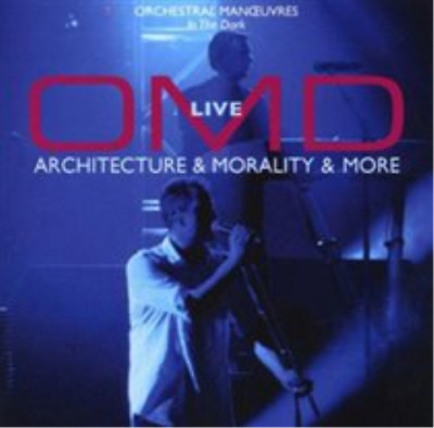 Orchestral Manoeuvres in th...-Architecture and Morality and More - Live CD NEW
