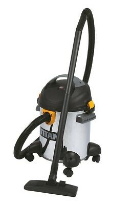 Titan TTB351VAC 1400W 20Ltr Wet And Dry Vacuum