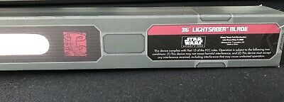 """Star Wars Galaxy's Edge 36"""" Lightsaber Blade for Legacy Hilt NEW & SEALED"""