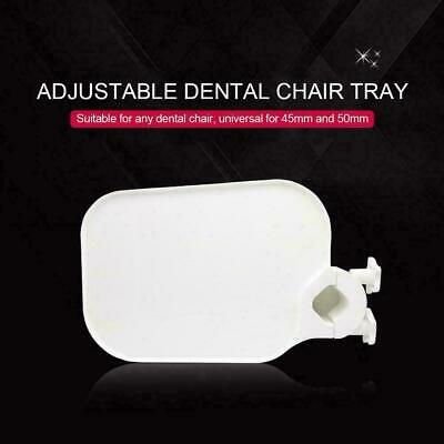 3 in 1 Adjustable Dentistry Chair AccessoriesTray Table P2I4 Tr Mounted Pos M8W8