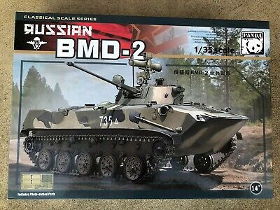 CLASSIC SCALE SERIES Panda Hobby 1/35 PH35009 Russian BMD-2