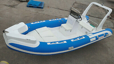 ARRIBA Inflatable RIB boat. 5.50 metre Brand NEW just arrived at ARRIBA BOATS