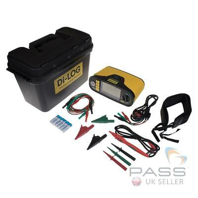 *NEW* Di-Log DL9118 Multifunction Tester + Accessories  & Calibration / UK