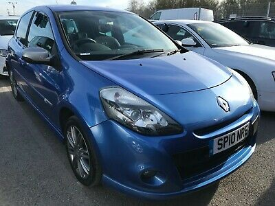 2010 Renault Clio 1.6 Vvt Gt - 1F/Owner, 1/2Leather, Priv Glass, Aircon