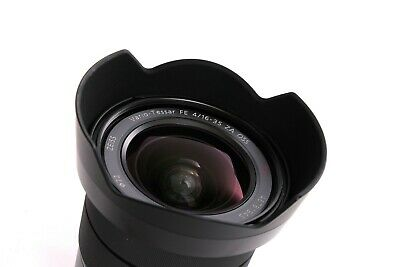Sony  Carl Zeiss VARIO TESSAR 16-35mm f/4 ZA OSS Lens great condition