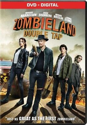 Sony Pictures Home Ent D55647D Zombieland:double Tap (Dvd/W-Digital)