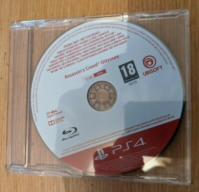 Assassins Creed Odyssey PS4 Sony Playstation Action Adventure