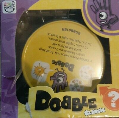 Asmodee Dobble Card Game New and Sealed fantastic family game