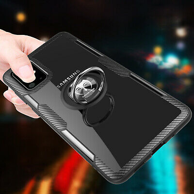 For Samsung Galaxy S20 Ultra S20+ Plus 5G Case Clear Shockproof Protective Cover