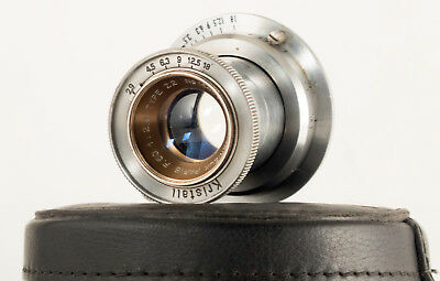 KRISTALL  LENS P. ANGENIEUX PARIS 50mm F2.9 TYPE Z2 S.N.164833, M39