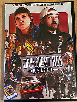 Jay and Silent Bob Reboot [DVD]