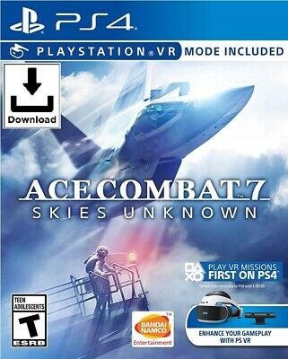 Ace Combat 7 : Skies Unknown - PS4 📥